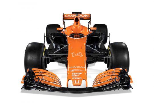 Sem Ron Dennis, a equipe que conquistou 8 t?tulos de campe? de construtores e 12 t?tulos de campe? de pilotos. Foto: McLaren media