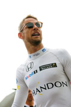 Jenson Button est? substituindo Fernando Alonso na McLaren no apenas no GP de M?naco. Alonso vai correr as 500 Milhas de Indian?polis neste domingo. Foto: McLaren