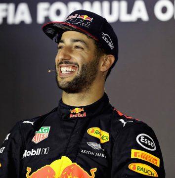 Vit?ria de Daniel Ricciardo traz mais equil?brio para o campeonato. Foto: Mark Thompson - Getty Images) / Red BullContent Pool