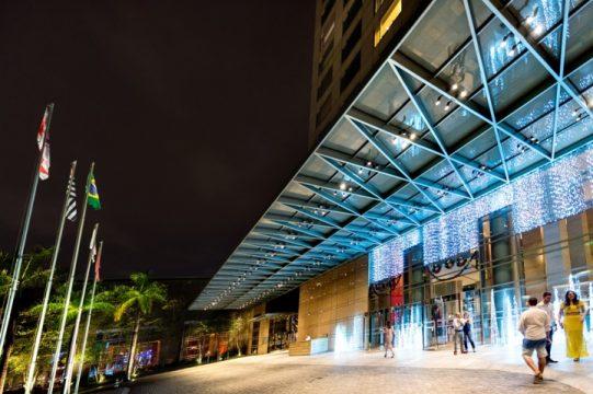 Hotel Grand Hyatt SP está localizado próximo ao shoppings Morumbi, Iguatemi e JK. Foto: Tadeu Brunelli