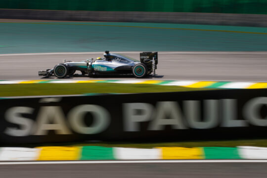 Foto: Mercedes AMG F-1