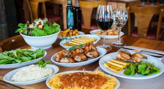 Casa Di Paolo trouxe um novo conceito em S?o Paulo, para comer bem a culin?ria italiana com pre?o competitivo. Foto: Divulga??o.
