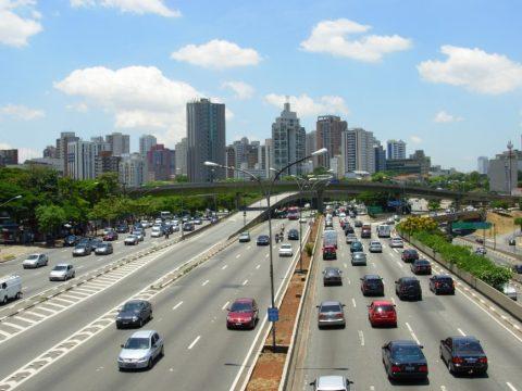 O transito é um dos principais problemas da cidade de São Paulo. Foto: Divulgação