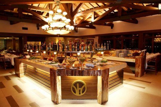 Vento Haragano é uma das churrascarias de luxo mais conhecidas do país. Foto: Divulgação