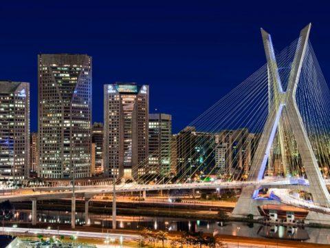 Cidade de São Paulo é a sétima maior cidade do mundo em população. Foto: Divulgação