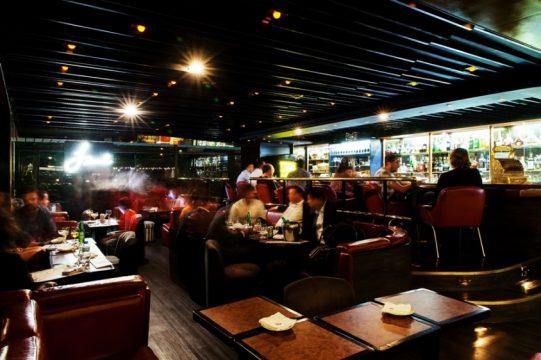 Frank Bar do hotel Maksoud Plaza. Foto: Divulgação