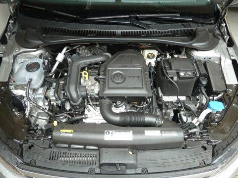 Motor 1.0 TSI (turbo com injeção direta) é um dos principais atrativos do modelo. Foto: Amauri Yamazaki