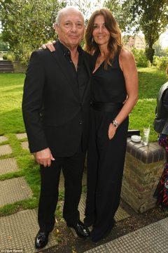 Ron Dennis vive atualmente com a sua segunda esposa na Inglaterra. Foto: Divulgação