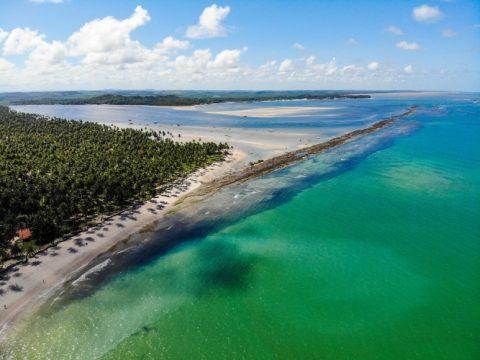 A região faz parte da Costa dos Corais, uma Área de Preservação Ambiental criada em 1995, pelo então presidente Fernando Henrique Cardoso. Foto: Rafael Munhoz