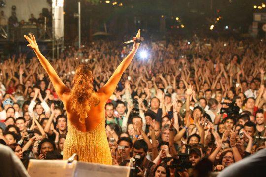 Xuxa, Caetano Veloso, Valeska Popozuda, Balão Mágico estão entre os principais atrativos da Virada Cultural deste ano. Foto: Divulgação