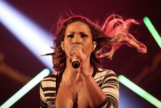 A cantora Valeska Popozuda está entre as principais atrações deste ano. Foto: Divulgação