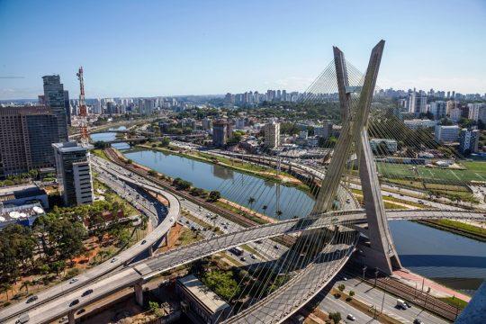 A Virada Cultural de São Paulo é o maior evento cultural da América do Sul. Foto: Divulgação