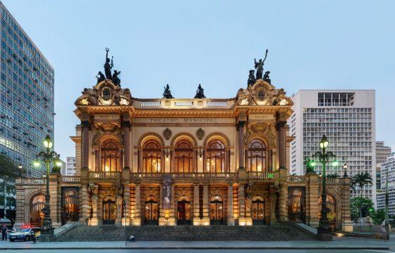 Teatro Municipal de São Paulo. Foto: Divulgaçãp