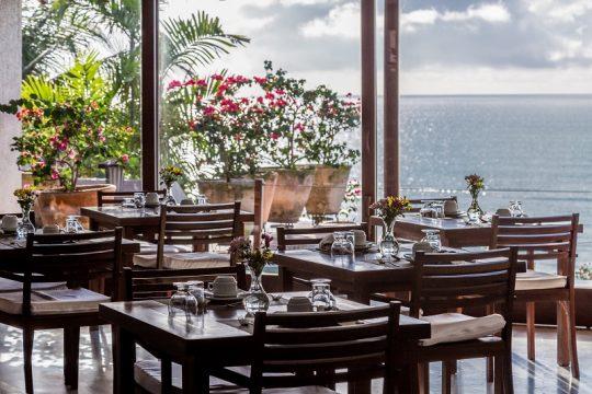 Restaurante do hotel Maitei. Foto: Divulgação