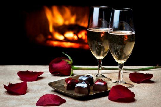 O Dia dos Namorados é uma das datas mais concorridas nos hotéis e restaurantes das grandes capitais. Foto: Divulgação
