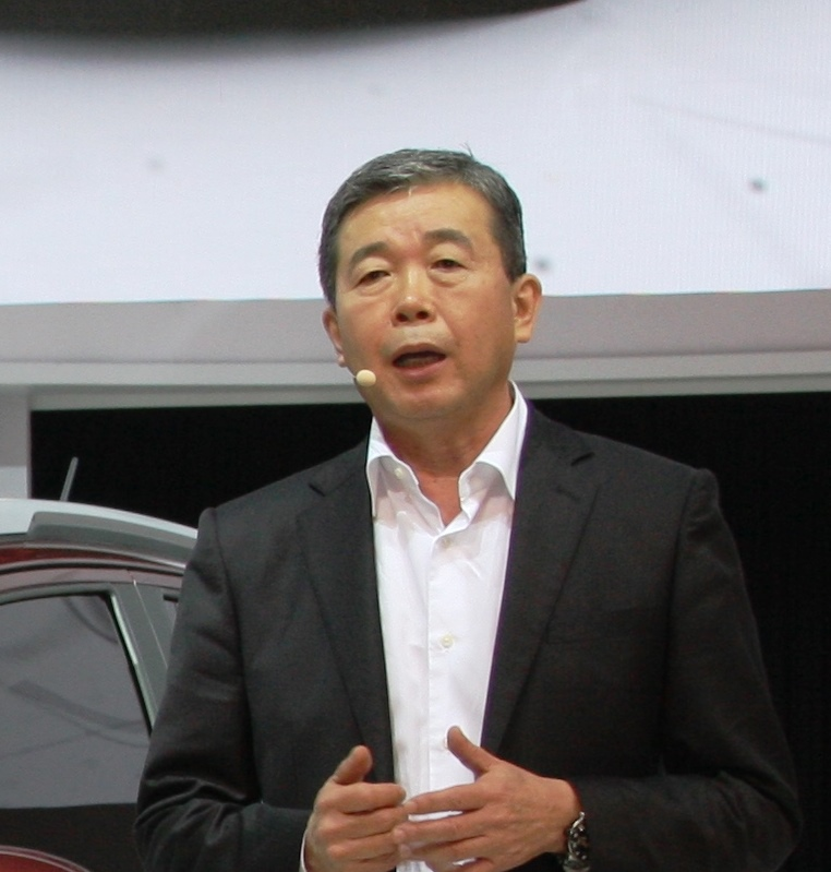 Issao Mizoguchi é o CEO da Honda South America. Foto: Amauri Yamazaki