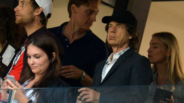 Mick Jagger fama de pé frio continua. Foto: PETER POWELL/EPA-EFE/REX/