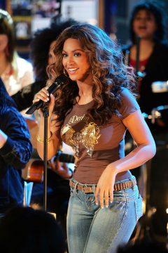 Beyoncé Giselle Knowles Carter nasceu em Houston - Texas. Foto: Divulgação