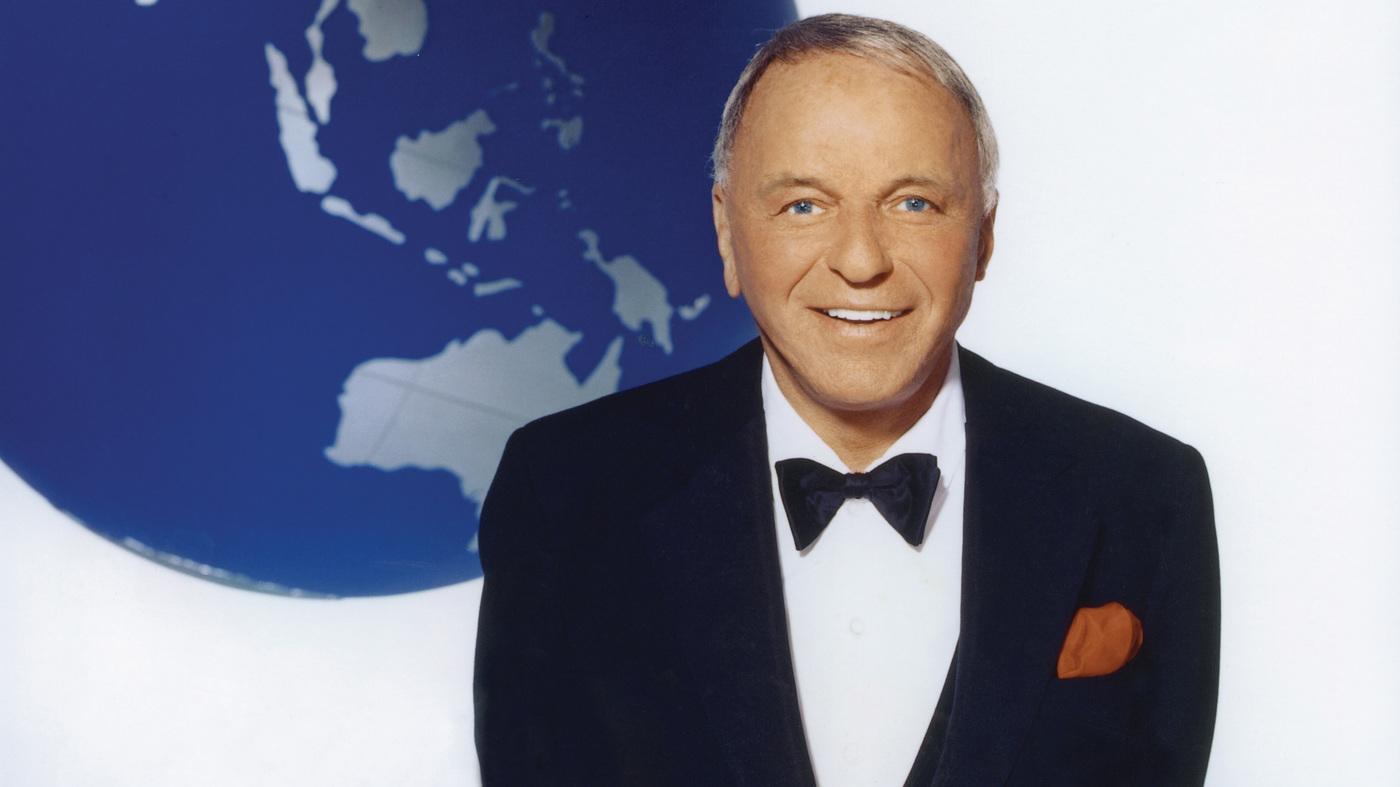 Frank Sinatra realizou quatro apresentações no hotel Maksoud Plaza em São Paulo. Divulgação